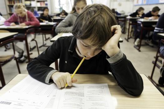 Faalangst en examenvrees bij kinderen