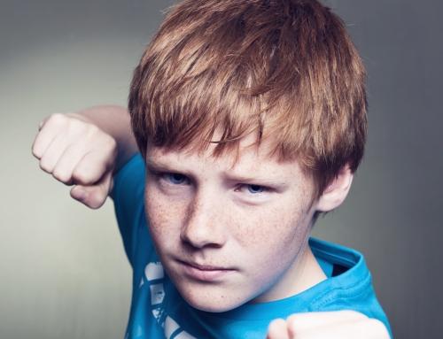 Agressie bij kinderen
