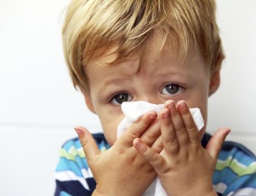 Allergieën bij kinderen