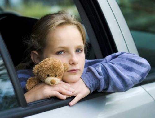Kan ik een reisziekte bij mijn kind voorkomen?