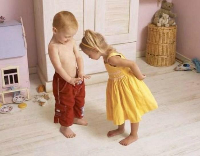 Seksuele voorlichting aan kinderen (alle leeftijden)