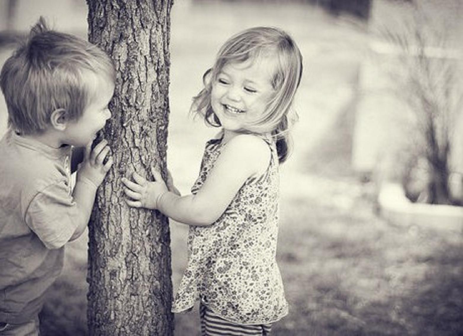 Verliefdheid bij kinderen en pubers