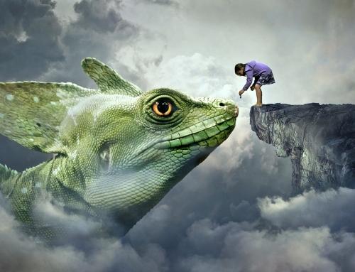 Het nut van fantasie bij kinderen