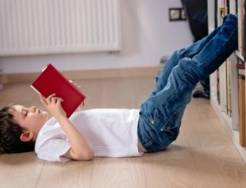 Mijn kind houdt niet van lezen